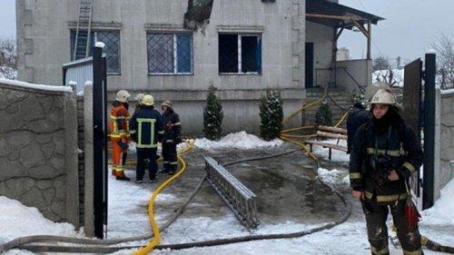 Названа причина пожара в доме престарелых в Харькове