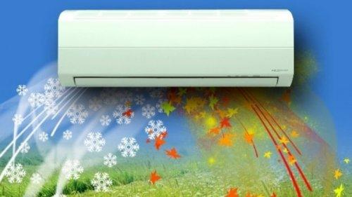 Чем канальный кондиционер отличается от системы зима-лето?