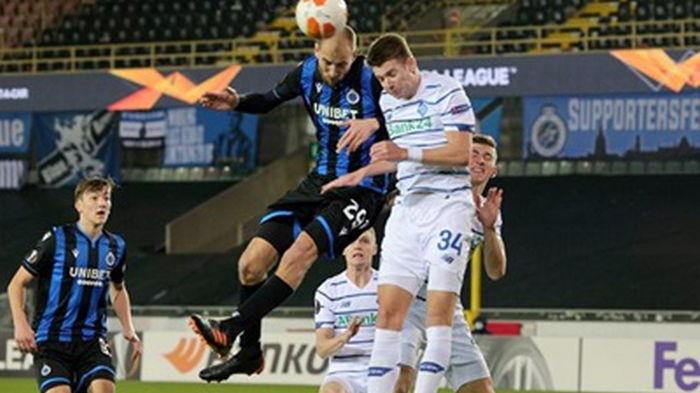 Защитник Динамо включен в сборную недели Лиги Европы