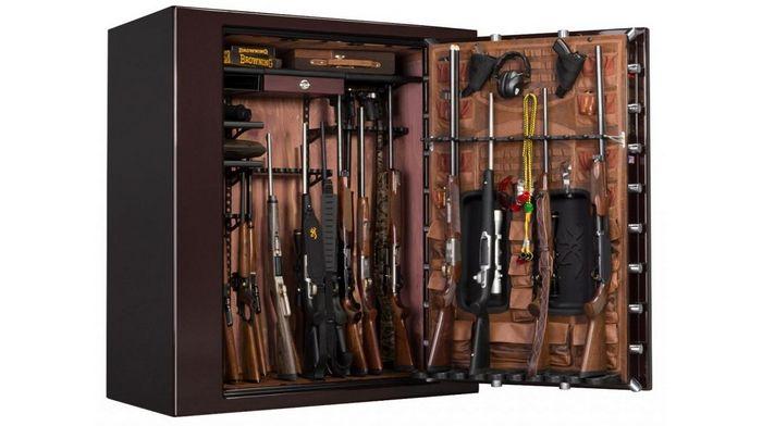Выбор сейфа для оружия: на что обратить внимание