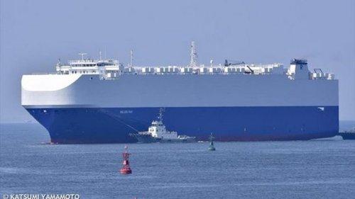 Cудно Израиля повреждено взрывом в Оманском заливе