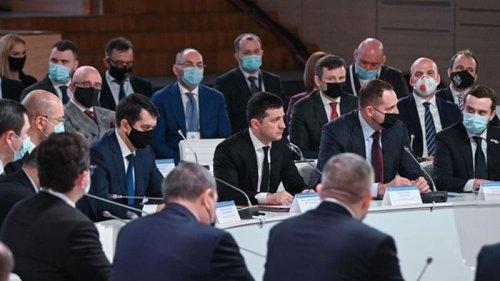 В Украине создают Конгресс местных и региональных властей