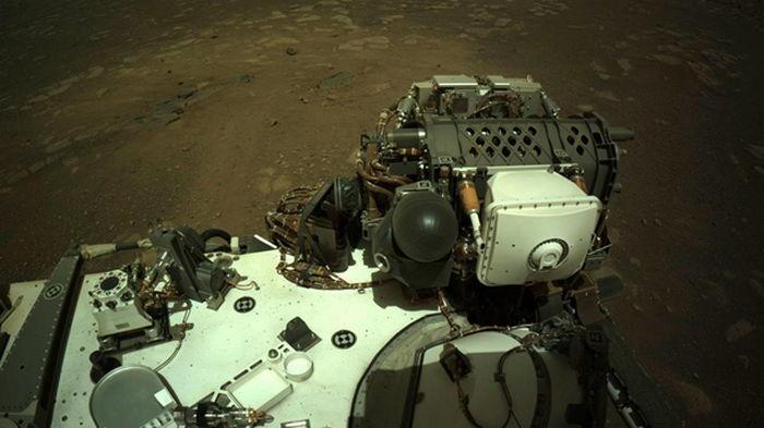 Perseverance удивил новыми фото с Марса