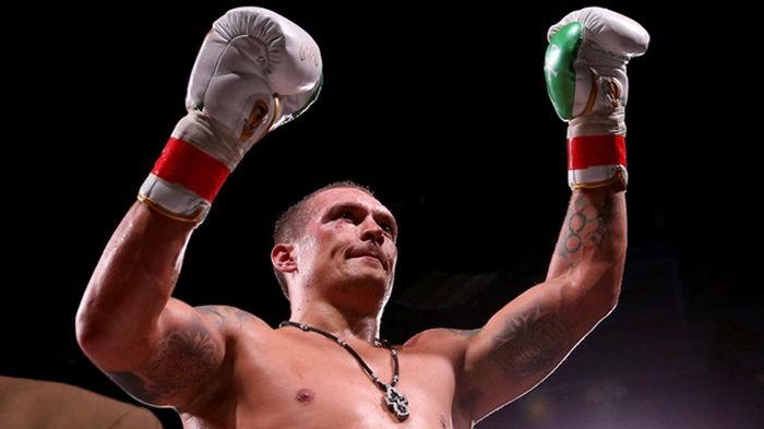 Усик занял первое место в рейтинге WBA