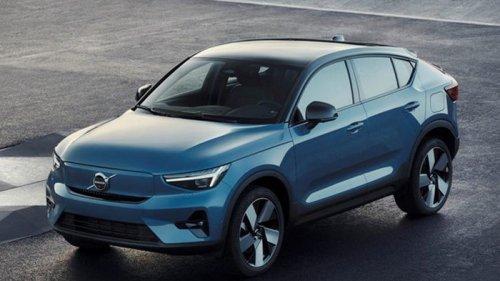 Volvo представила новый электрокар