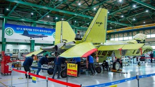 В Корее создают собственный истребитель (фото)