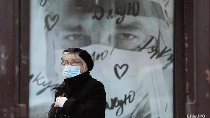 В Киеве снизилась заболеваемость COVID