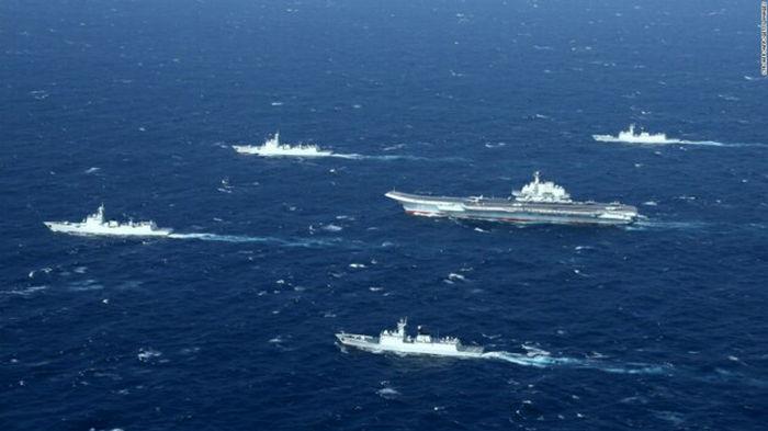 Китай стал самым мощным морским государством в мире – CNN