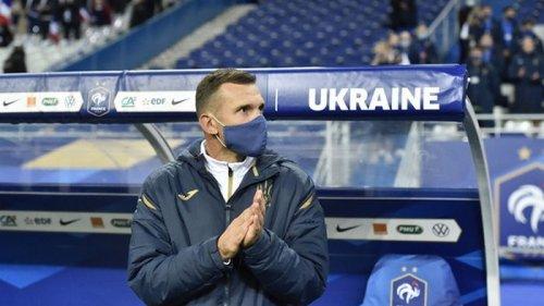 Шевченко огласил список игроков на мартовские матчи сборной Украины
