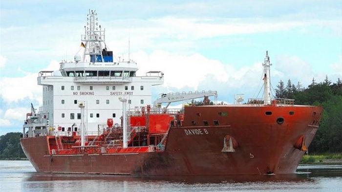 У берегов Африки напали на судно с украинцами на борту
