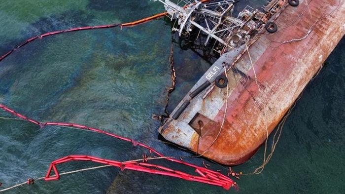 Владелец танкера Delfi выплатит компенсацию