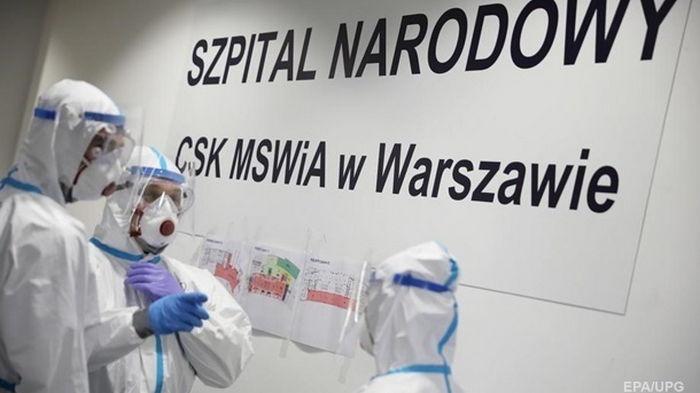 В Польше заявили о черном сценарии пандемии