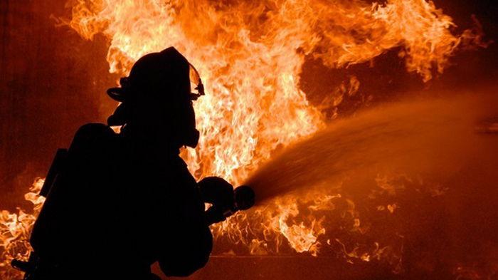 В Киеве пожар в доме престарелых: эвакуированы 80 человек
