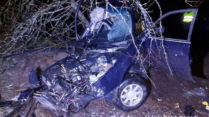В Ровенской области подростки устроили смертельное ДТП (фото)