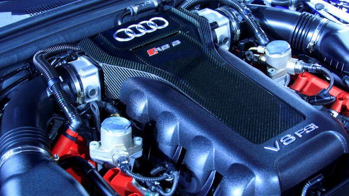 Audi полностью прекращает разработки новых бензиновых и дизельных двигателей