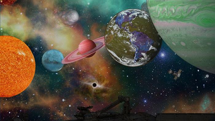 Подсчитано количество космических тел, посещающих Солнечную систему