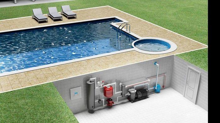 Как правильно выбирать оборудование для очистки воды в бассейне?