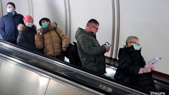 В Украине за сутки свыше 15 тысяч COVID-заболевших
