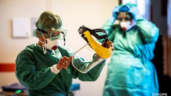 В Украине более 15 тысяч новых случаев COVID