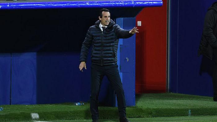 Эмери после победы над Динамо: В Лиге Европы мы выступаем очень хорошо