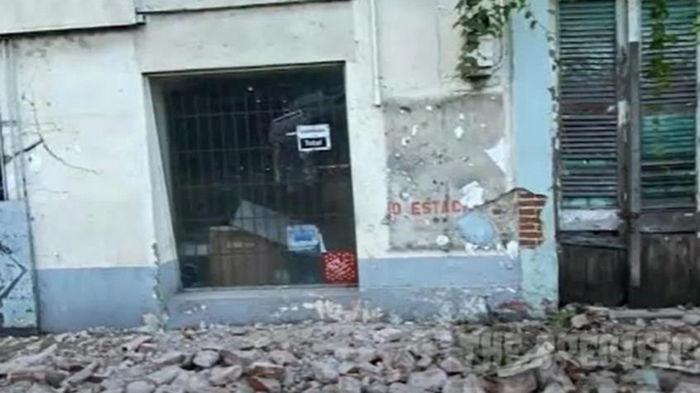 В Алжире произошло масштабное землетрясение