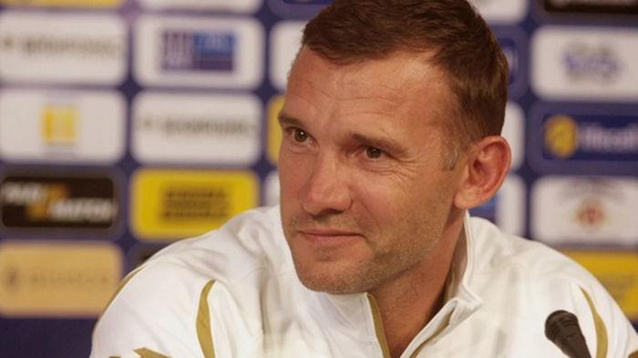 Шевченко: Серьезно готовимся к Франции - у нас есть план на игру