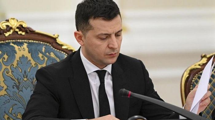 Зеленский отменил указ о назначении Тупицкого