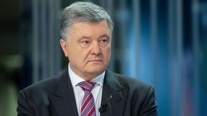 Порошенко задекларировал 222 млн грн доходов за год