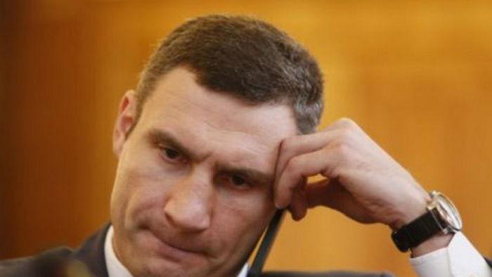 Скандальное заявление Кличко – мэр обвинил Минздрав и УЗ в нежелании выделять COVID-койки