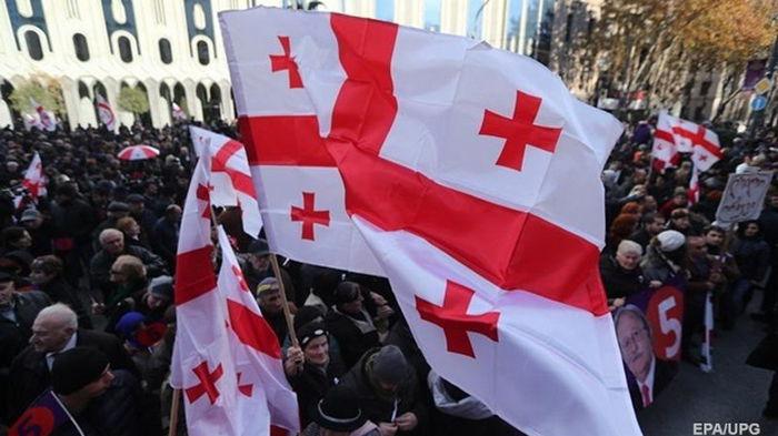 В Грузии оппозиция анонсировала постоянные акции протеста
