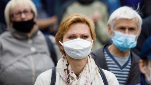 В Украине рекордная смертность от COVID-19