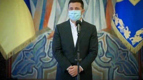 Зеленский задекларировал 19 млн доходов за год