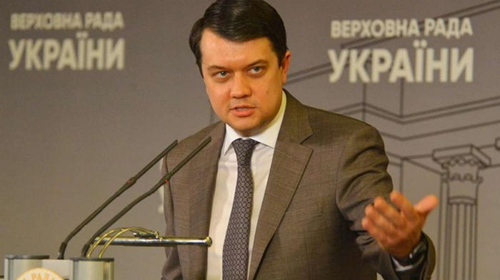 Разумков допускает введение чрезвычайного положения в Украине