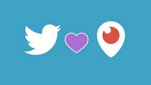 Twitter заблокировал прямые эфиры в Periscope