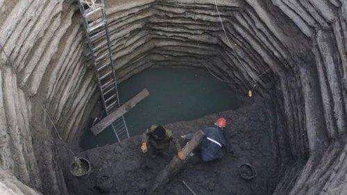 В Китае нашли колодец возрастом более двух тысяч лет (фото)