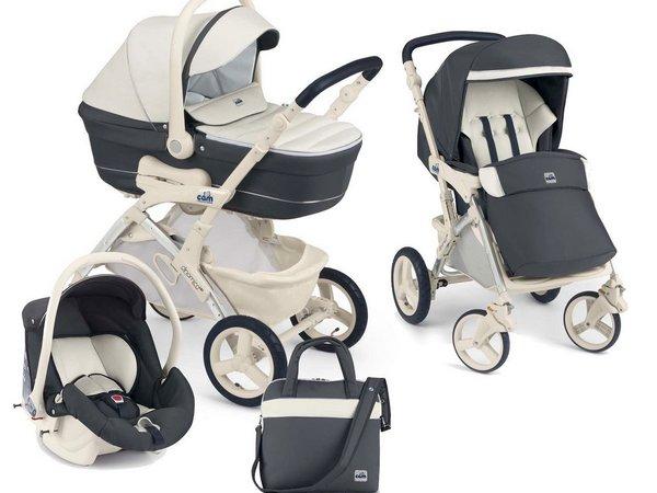 Детские коляски 3 в 1: основные характеристики