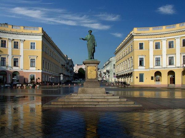Одесса — жемчужина у моря. Главные достопримечательности города
