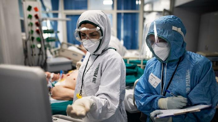 Коронавирус в мире: статистика за сутки