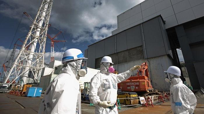 Япония сольет радиоактивную воду с Фукусимы в океан