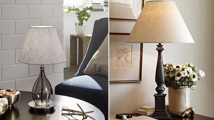 Настольная лампа: как выбрать подходящий вариант