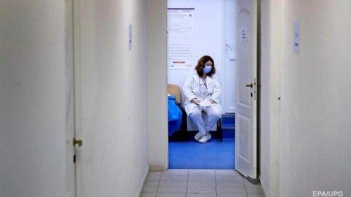 В Украине за сутки 481 смерть от коронавируса