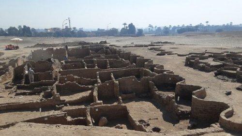 В Египте найден город возрастом свыше трех тысяч лет (фото)