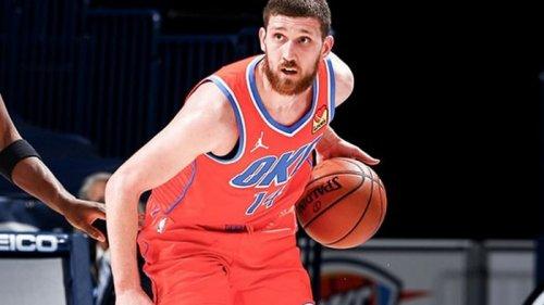 Михайлюк - пятый украинец в истории НБА, набравший 1000 очков