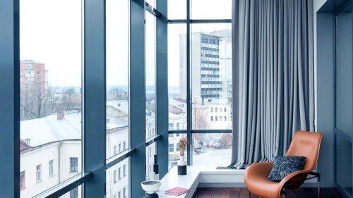 Панорамное остекление – стильное решение для дома и квартиры