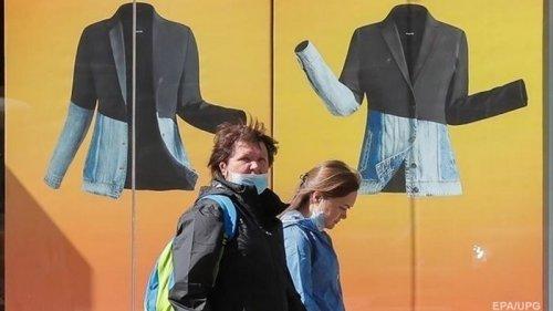 В Украине второй день падает число COVID-заражений