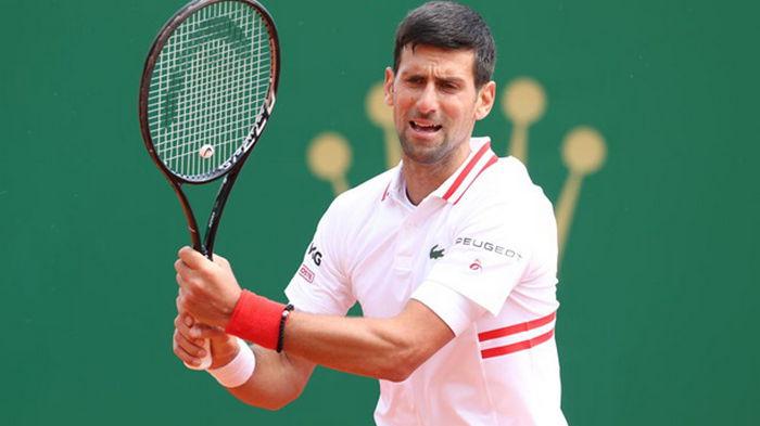 Джокович сенсационно проиграл 33-й ракетке мира на Мастерсе в Монте-Карло