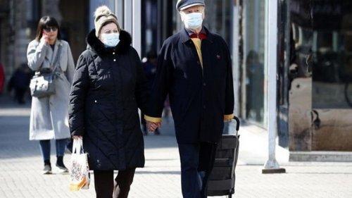 В Украине более 16 тысяч новых случаев COVID-19