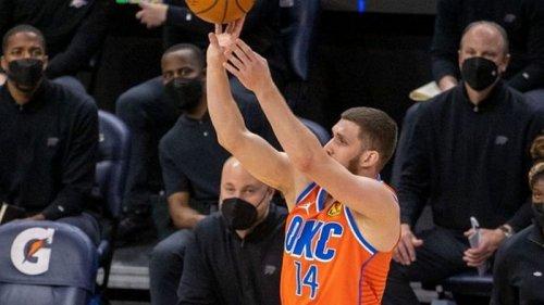 Михайлюк обошел Александра Волкова по очкам в НБА среди украинцев