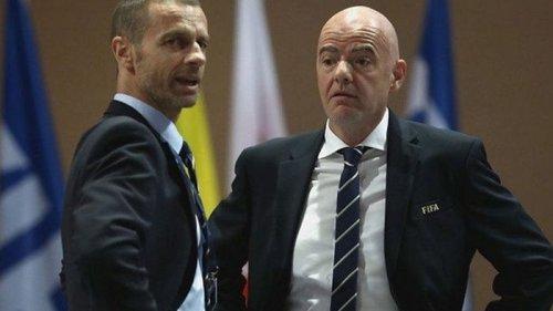 Суперлига предприняла юридические шаги защиты от мер УЕФА и ФИФА