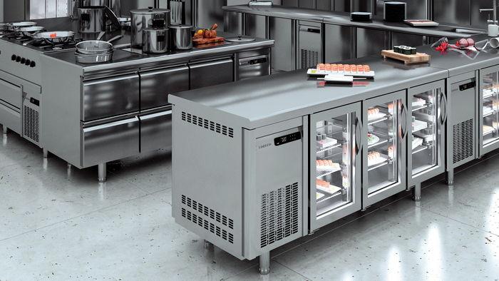 Функциональные холодильные столы выбор и покупка